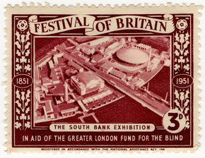 The South Bank Exhibition