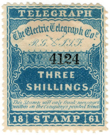 The Electric Telegraph Company