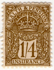 (15) 1/4d Yellow-Brown (1925)