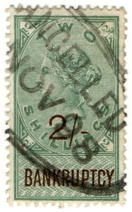 (112) 2/- Green & Brown (1895)
