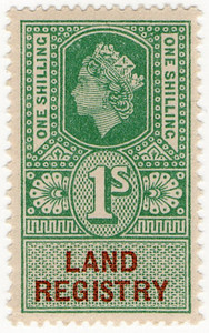 (120) 1/- Green & Brown (1959)