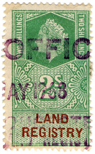 (122) 2/- Green & Brown (1959)