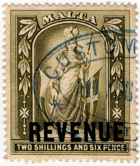 (15) 2s6d Olive-Green (1901)