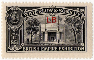 Stamp Printers Trials & Essays